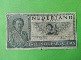 2e 1/2 Gulden 1945 - [2] 1815-… : Regno Dei Paesi Bassi
