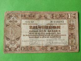 2e 1/2 Gulden 1945 - [1] …-1815 : Ante Regno