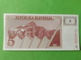 5 Tolar - Slovenia