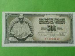 500 Dinara 1978 - Jugoslavia
