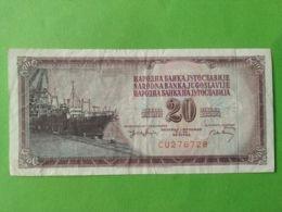20 Dinara 1974 - Jugoslavia