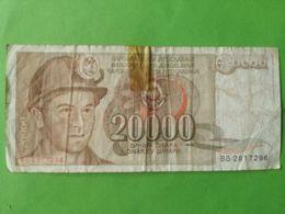 20000 Dinara 1987 - Jugoslavia