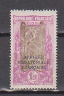 CONGO             N°  YVERT  :   99 A              NEUF AVEC  CHARNIERES      ( Ch 1/35  ) - French Congo (1891-1960)