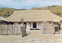 AL49 Korean Folk Village, Hamgyeong Namdo Farmhouse - Corée Du Sud