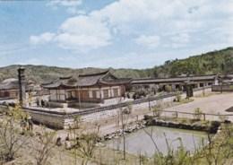 AL49 Korean Folk Village, Son's House Of A Millionaire's House - Corée Du Sud