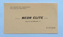 Néon Elite - Pittem - Électricité & Gaz