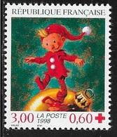 TIMBRE N° 3199   -   CROIX ROUGE   -  NEUF  -  1998 - Ongebruikt