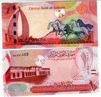 Bahrain - 1 Dinar 2017 ( 2006 ) UNC Lemberg-Zp - Bahrein