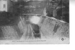 PARIS La Sortie Du Tunnel De Charonne Rue De Bagnolet - France