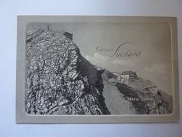 "Cartolina Pubblicitaria ""CACAO SUCHARD - CHOCOLATE SUCHARD"" - Commercio"