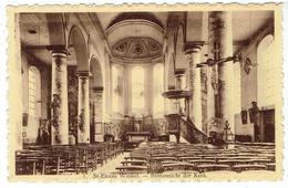 ST-ELOOIS WINKEL - Ledegem - Binnenzicht Der Kerk - Ledegem