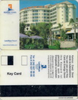 Kirman Hotels Leodikya Resort Turkey-Hotel Room Key Card, Hotelkarte, Clef De Hotel--- - Hotel Keycards
