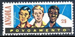 !■■■■■ds■■ Angola Postal Tax 1962 AF#16A(*) Races 2$00 10,5 (x3530) - Angola