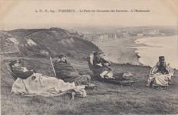WIMEREUX - POSTE DES DOUANIERS DES ROCHETTES- A L' EMBUSCADE - (lot Pat 58) - Francia
