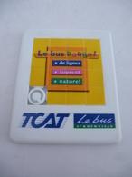 TROYES (10) : Jeu De Taquin Publicitaire Des TCAT (Régie Des Transports En Commun De L'Agglomération Troyenne) - Casse-têtes