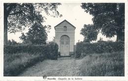 CPA - Philippeville - Neuville - Chapelle De La Sallette - Philippeville