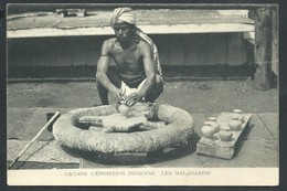 """+++ CPA - Grande Exposition Indienne """" Les Malabares """"   // - Expositions"""