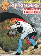 Rik Ringers 47 - De Duivelse Tweeling (1ste Druk) 1989 - Rik Ringers