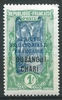 Oubangui  - Yvert N° 60  *  Ava 27019 - Unused Stamps