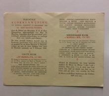 Sint Eloois Winkel - Klokkenwijding 1948 - Jos. Speybrouck - Religione & Esoterismo