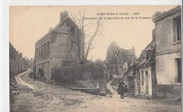 02  Saint Gobain  Carrefour De La Barriere  Et Rue De La Fontaine - Autres Communes