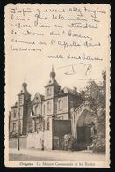 OTTIGNIES   LA MAISON COMMUNALE ET LES ECOLES - Ottignies-Louvain-la-Neuve