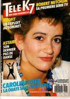 Tele K7 N°199  Caroline Loeb  +++TBE+++ PORT GRATUIT - Fernsehen