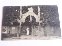 Expédition Nationale D'auxerre 1908 - Village Nègre - Auxerre