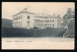 LIMELETTE   CHATEAU DE M.CROMBEZ - Ottignies-Louvain-la-Neuve