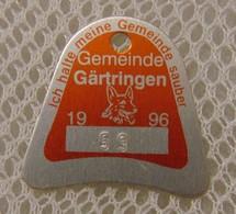 GEMEINDE GAERTRINGEN 1996 - Professionali/Di Società