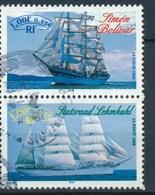 France - Armada Du Siècle 1999 Rouen YT 3269 + 3271 Obl (paire Verticale) - France