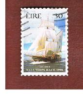"IRLANDA (IRELAND) - SG 1190  - 1998  ""CUTTY SARK"": ASGARD II      - USED - 1949-... Repubblica D'Irlanda"