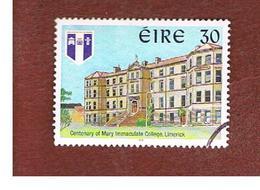 IRLANDA (IRELAND) - SG 1197  - 1998  MARY IMMACULATE COLLEGE     - USED - 1949-... Repubblica D'Irlanda