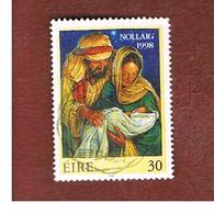 IRLANDA (IRELAND) - SG 1206  - 1998  CHRISTMAS     - USED - 1949-... Repubblica D'Irlanda