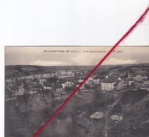 CP 49 -  CHAUDEFONDS  -  Vue Panoramique  (1 Pli) - France