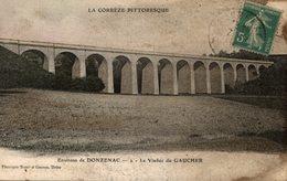 ENVIRONS DE DONZENAC LE VIADUC DU GAUCHER - France
