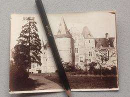Braives Château De Fallais Photo D'époque - België