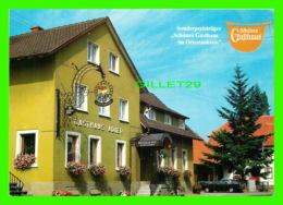 LAHR, GERMANY -GASTHAUS ADLER RESTAURANT - - Lahr