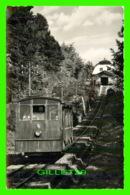 HEIDELBERG, GERMANY - KONIGSTUHL, 594 M. O. D. M. - BLICK AUF BERGBAHN MIT STATION KONIGSTUH - KARL PETERS - - Heidelberg