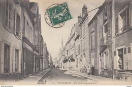 MONTARGIS .  Rue Du Loing Côté Est - Montargis