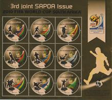 Coupe Du Monde 2010 Namibie BF 77 Neuf ** MNH - 2010 – Südafrika