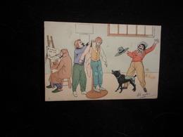 """Arts. Série """" Les Peintres Farceurs  """" N° 2 . Avant 1903. Voir 2 Scans . - Arts"""