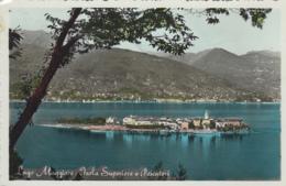 Italie - Isola Dei Pescatori O Isola Superiore - Lago Maggiore - Verbania
