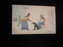 """Arts. Série """" Les Peintres Farceurs  """" N° 4 . Avant 1903. Voir 2 Scans. - Arts"""