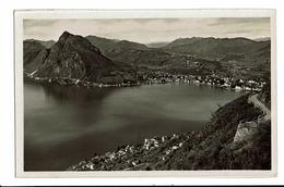 CPA - Carte Postale -SUISSE - Tessin- Lugano- Monte S.Salvatore-1933 VM1122 - TI Ticino