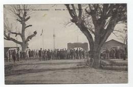 SEPTFONDS - Entrée Du Camp De Jude (Camp De Concentration) - France