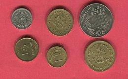 LOT 6 MONNAIES DIFFERENTES TB+ 7 - Kiloware - Münzen