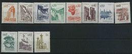 1966 Jugoslavia, Industria E Costruzioni, Serie Completa Nuova (**) - 1945-1992 Repubblica Socialista Federale Di Jugoslavia