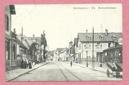 67 - SCHILTIGHEIM - Bischweiler Strasse - Rails Du Tram - Schiltigheim