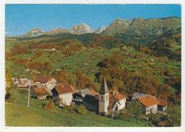 74 - Le Bouchet Mont-Charvin -       Vue Générale Avec Le Mont-Charvin - Sonstige Gemeinden